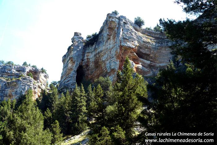 cañón del río lobos 1