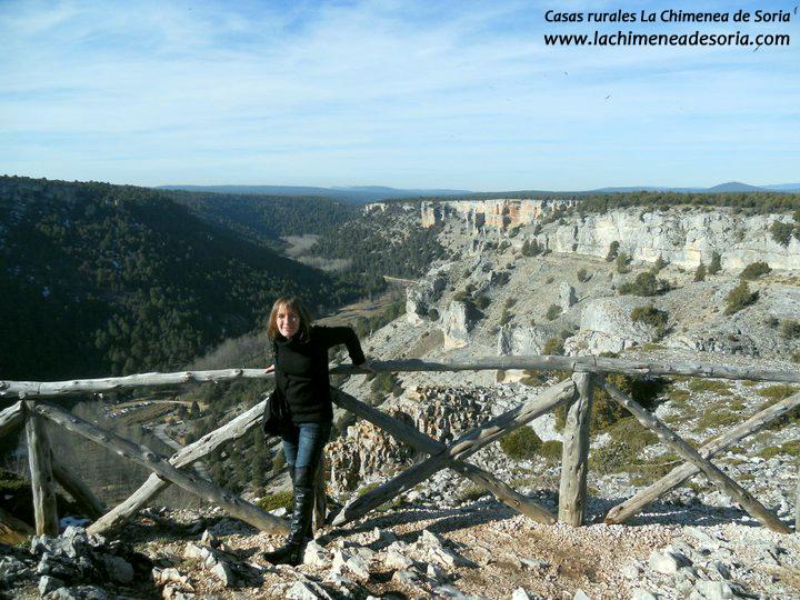 mirador de la galiana parque natural del cañon del rio lobos