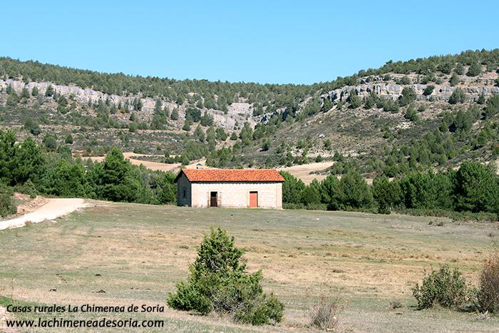 Casa de portillo vicente refugio parque natural cañón del río lobos