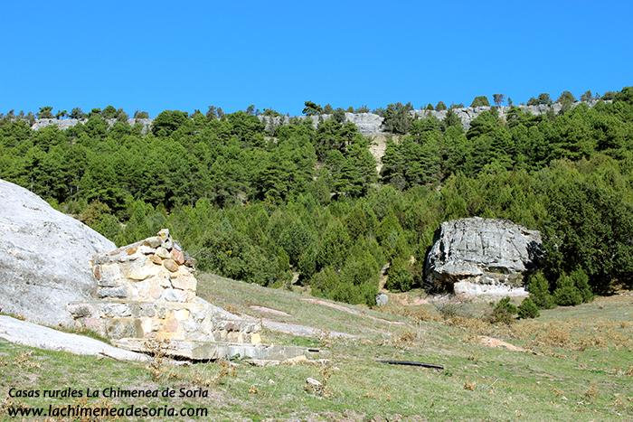 valle de costalago parque natural del cañón del río lobos