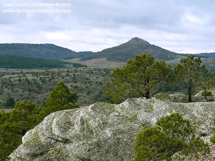 pico de San Asenjo o castillo de Espejón
