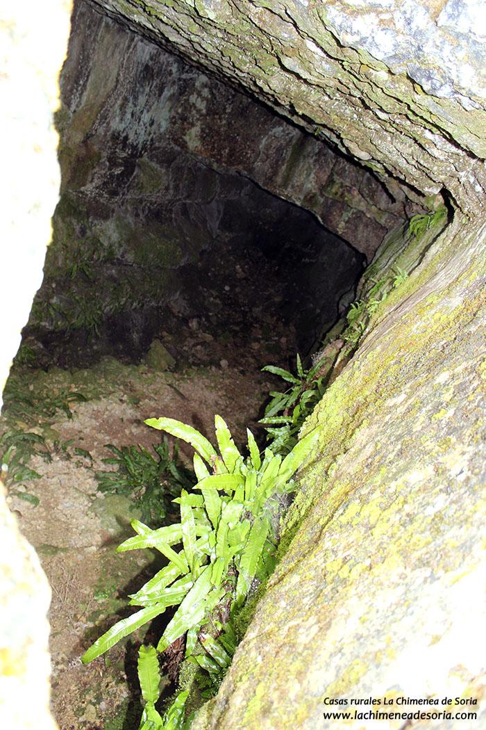 cueva de los ovillos los cubillos espeja de san marcelino 2