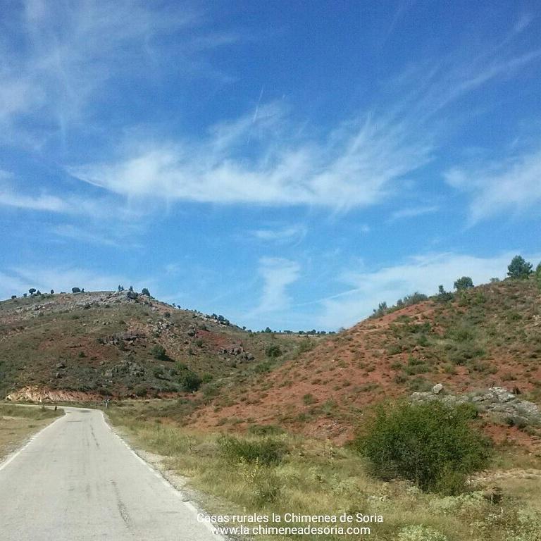 cielos de Soria