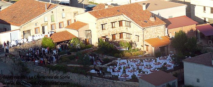 evento boda rural en Soria Burgos finca eventos