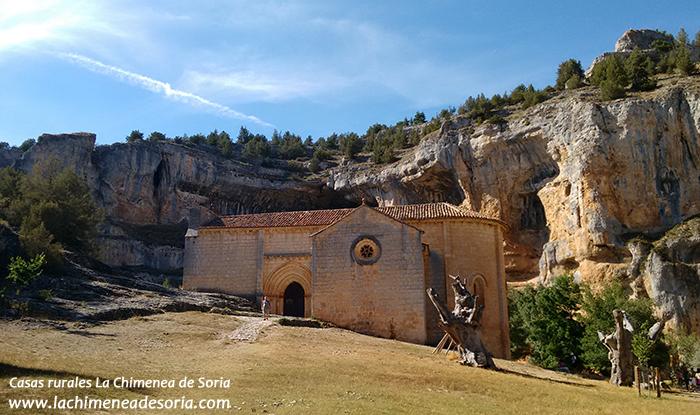 ermita de san bartolome canon de rio lobos