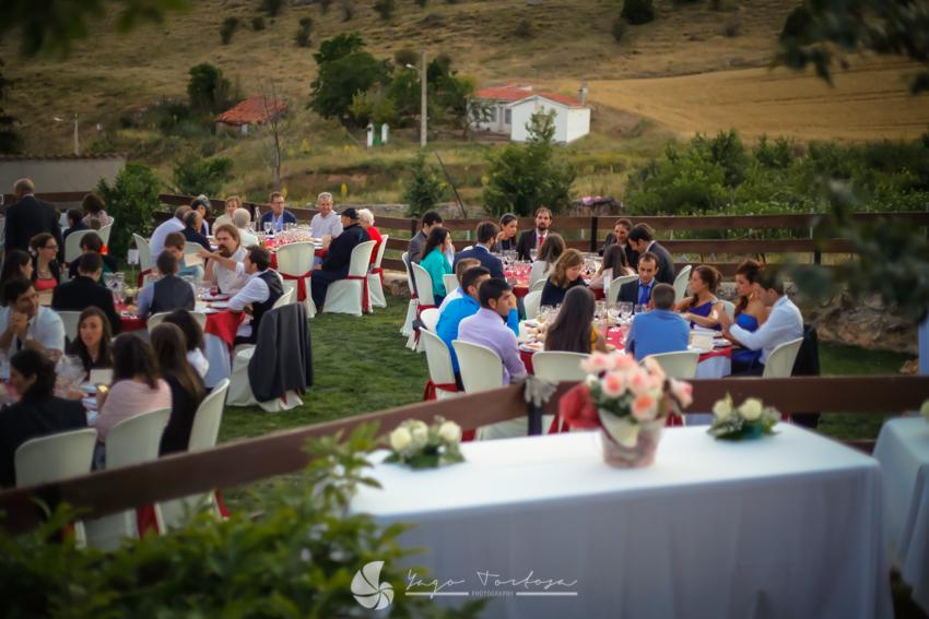 boda casa rural soria