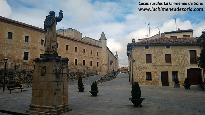 plaza caleruega