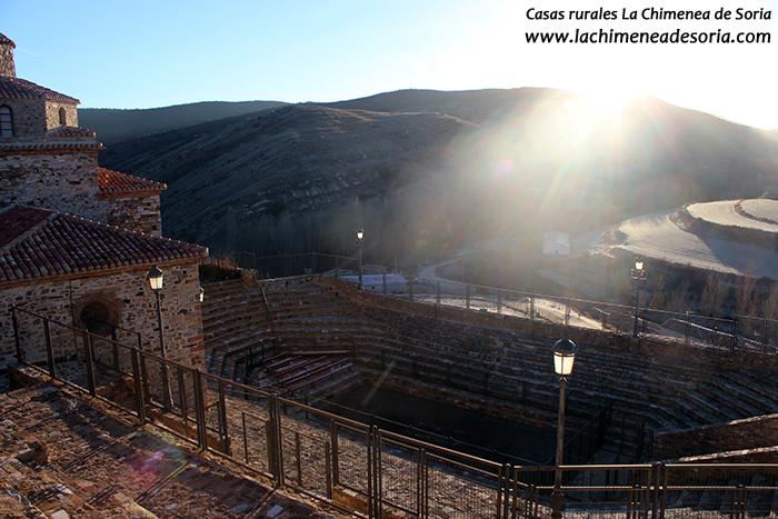 san pedro manrique anfiteatro