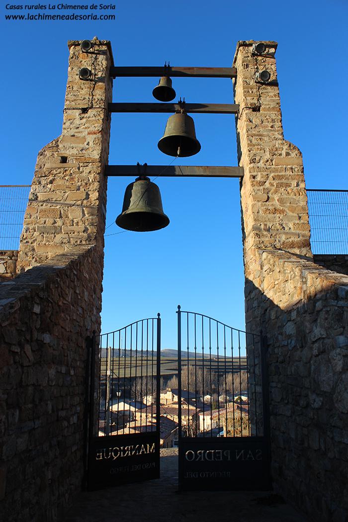 san pedro manrique campanas